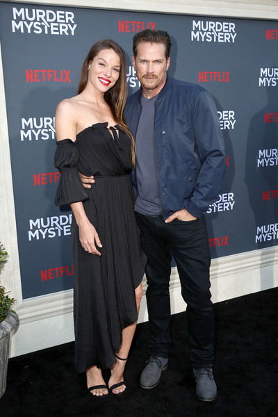 "Netflix World Premiere Of ""Murder Mystery"""
