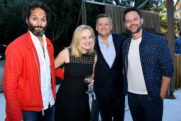 Jason Mantzoukas Ted Sarandos' 2018 Annual Netflix Emmy Nominee Toast