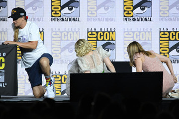 Jason Mewes Harley Quinn Smith 2019 Comic-Con International - Kevin Smith Reboots Hall H!