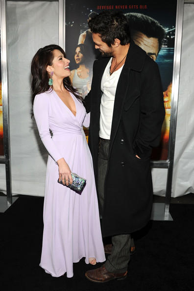 Some shots from BTTH premiere NYJason Momoa Bullet To The Head