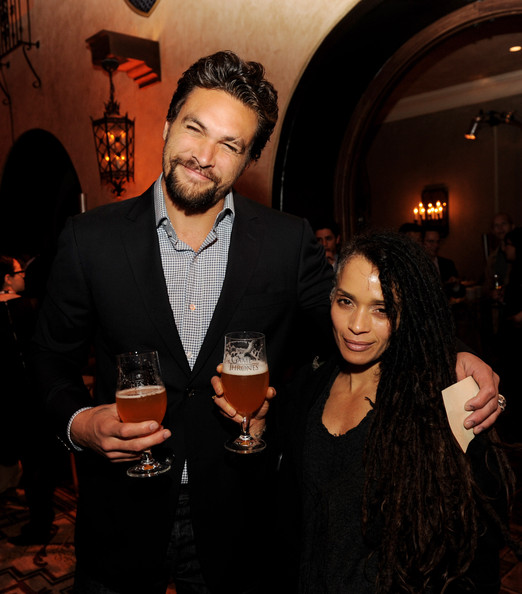 Jason Momoa Wife Actor Jason Momoa And His Wife