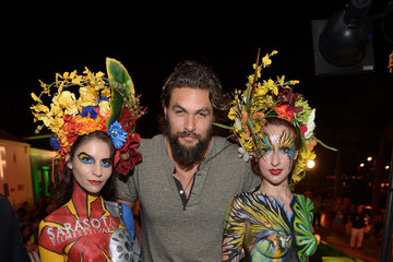 Jason Momoa 2014 Sarasota Film Festival Day 8 - Cinema Tropicale