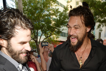 Jason Momoa 2014 Sarasota Film Festival - Day 9 - Red Carpet For Spotlight Film: Road to Paloma