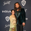 Jason Momoa The 2020 InStyle And Warner Bros. 77th Annual Golden Globe Awards Post-Party - Red Carpet