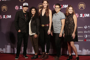 Jason Mraz Golden Melody Awards  2014