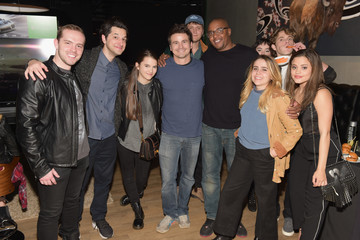 Jason Ritter Chris Evans, Lauren Cohan, and Lil Jon Host a Celebrity Gaming Event and Xbox Live Session in Atlanta