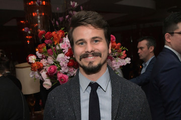 Jason Ritter Vanity Fair and L'Oreal Paris Toast to Young Hollywood, Hosted by Dakota Johnson and Krista Smith