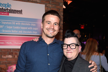 Jason Ritter Entertainment Weekly And PEOPLE Upfronts Party At Second Floor In NYC Presented By Netflix And Terra Chips - Inside
