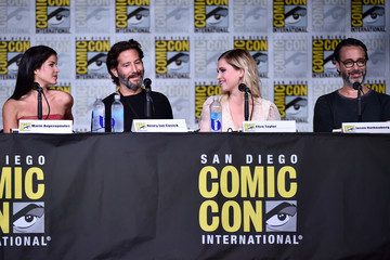 Jason Rothenberg Comic-Con International 2016 - 'The 100' Special Video Presentation And Q&A