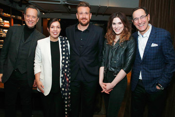 """Jason Segel Eve Lindley IFC """"Dispatches From Elsewhere"""" Screening In NYC"""