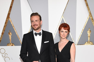 Jason Segel 88th Annual Academy Awards - Red Carpet Pictures