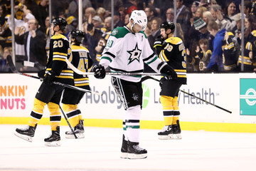 Jason Spezza Dallas Stars v Boston Bruins