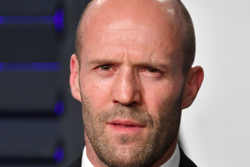 Jason Statham 2019 Vanity Fair Oscar Party Hosted By Radhika Jones - Arrivals