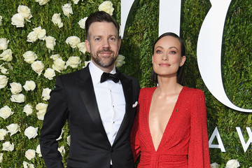 Jason Sudeikis 2017 Tony Awards - Arrivals