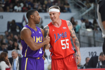 Jason Williams 2018 NBA All-Star Game Celebrity Game