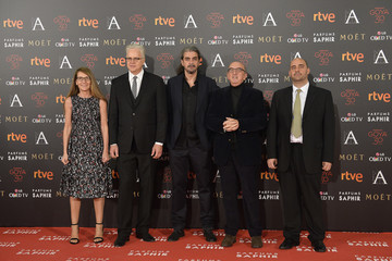 Jaume Roures Goya Cinema Awards 2016 - Red Carpet