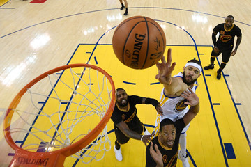 Javale Mcgee 2017 NBA Finals - Game Two