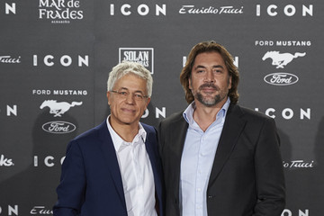Javier Bardem Fashion ICON Awards 2015