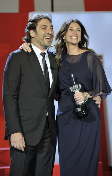 Julia Roberts Receives the 'Donostia Award 2010'
