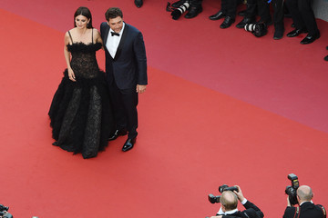 Javier Bardem Penelope Cruz Opening Ceremony - The 71st Annual Cannes Film Festival