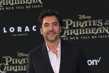 """Javier Bardem Premiere of Disney's """"Pirates of the Caribbean: Dead Men Tell No Tales"""" - Arrivals"""