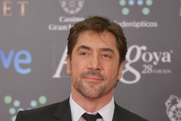 Javier Bardem Goya Cinema Awards 2014 - Red Carpet
