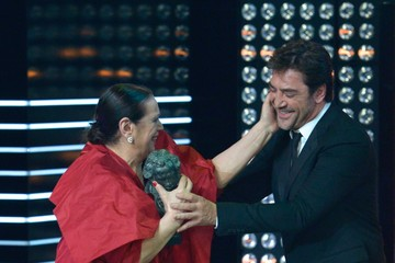 Javier Bardem Goya Cinema Awards Gala