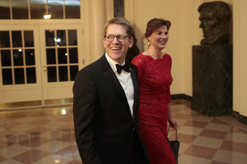 Claire Shipman Jay Carney Wedding