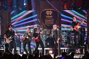 Jay DeMarcus 2015 iHeartRadio Country Festival - Show