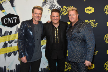 Jay DeMarcus 2018 CMT Music Awards - Red Carpet