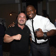 Jay Glazer Men's Fitness Event in West Hollywood