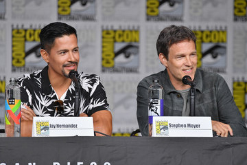 Jay Hernandez Comic-Con International 2018 - Entertainment Weekly's Brave Warriors Panel