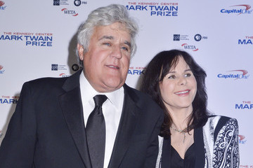 Jay Leno Kennedy Center's Mark Twain Prize