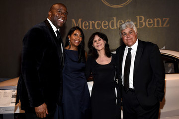 Jay Leno Mavis Leno 2014 Carousel of Hope Ball Presented by Mercedes-Benz - VIP Reception