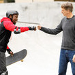 Jay Pharoah Comedian Jay Pharoah Learns New Skills With The Help Of Some Famous Friends For IMDb Series