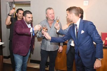 Jay Rutland Haute Living Hosts Private Dinner At Stripsteak With Louis XIII And Maddox Gallery Celebrating David Yarrow
