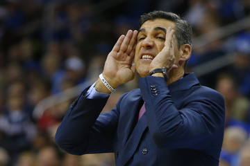 Jay Wright Villanova v Seton Hall
