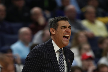 Jay Wright NCAA Basketball Tournament - First Round - Buffalo