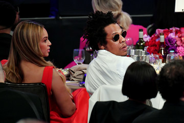 """Jay-Z Beyonce Knowles Pre-GRAMMY Gala and GRAMMY Salute to Industry Icons Honoring Sean """"Diddy"""" Combs - Show"""