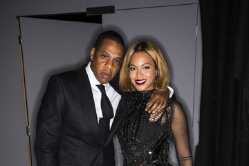 Jay-Z Beyonce Knowles Tom Ford Presents His Autumn/Winter 2015 Womenswear Collection At Milk Studios In Los Angeles - Show