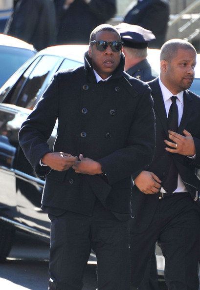 Aaliyah Funeral Jay z - heavy d funeral