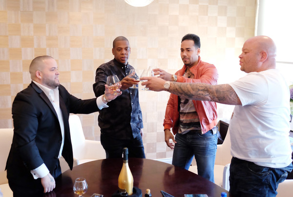 Jay Z Photos Photos - Romeo Santos Joins Roc Nation