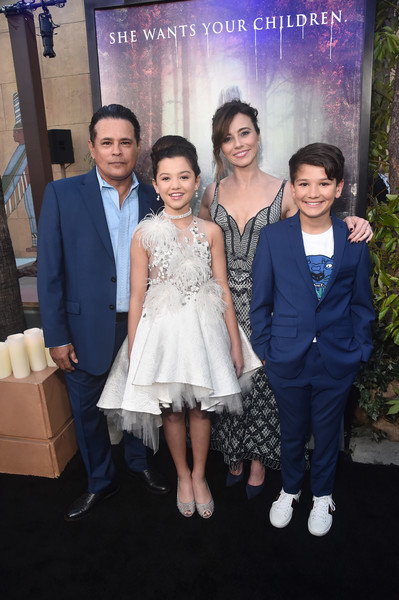 Premiere Of Warner Bros' 'The Curse Of La Llorona' - Red Carpet