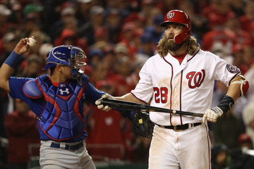 Jayson Werth Divisional Round - Chicago Cubs v Washington Nationals - Game Five