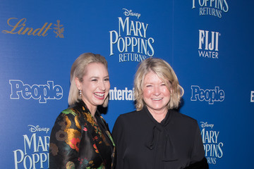 Jazmin Grimaldi The Cinema Society's Screening Of 'Mary Poppins Returns' Co-Hosted By Lindt Chocolate