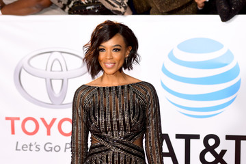 Jazmyn Simon 48th NAACP Image Awards - Arrivals