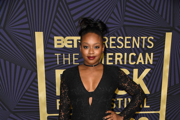 Jazz Raycole BET Presents the American Black Film Festival Honors - Arrivals