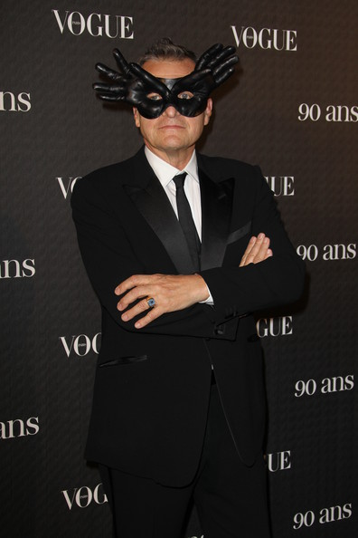 Jean-Charles De Castelbajac Jean-Charles de Castelbajac attends Vogue 90th Anniversary Party at Hotel Pozzo di Borgo on September 30, 2010 in Paris, France.