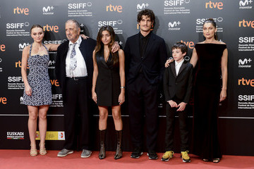 Jean-Claude Carriere 'L'Homme Fidele' (A Faithful Men) Premiere - 66th San Sebastian Film Festival