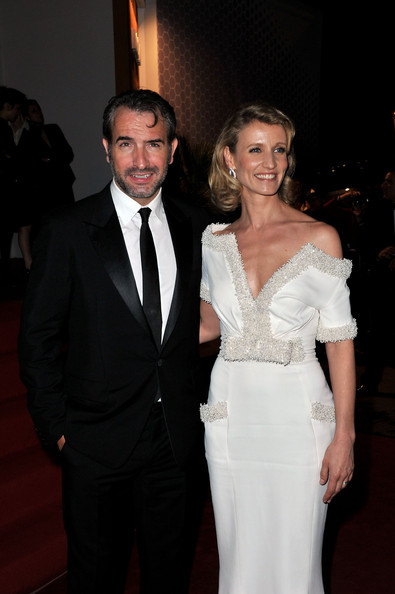 Jean dujardin photos photos winners dinner arrivals for Alexandra dujardin